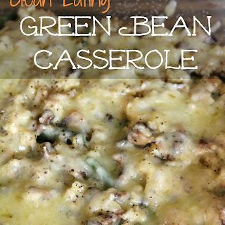 Clean Eating Green Bean Casserole