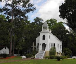 Photo: First Presbyterian Church established 1808