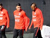 Arturo Vidal et Gary Medel déclenchent une polémique au Chili