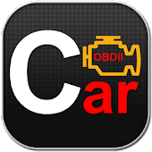 Car dashboard (OBD2 ELM)
