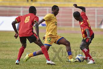 Photo: [Rwanda vs Uganda, CECAFA 2015 Final, 5 Dec 2015 in Addis Ababa, Ethiopia.  Photo © Darren McKinstry 2015, www.XtraTimeSports.net]