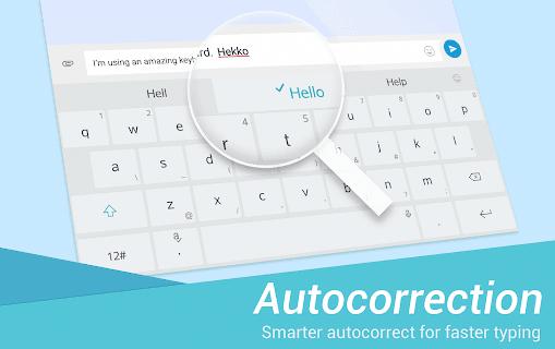 TouchPal Keyboard - Cute Emoji screenshot 18