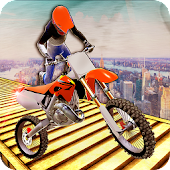 Impossible BMX Bikes Tracks 17