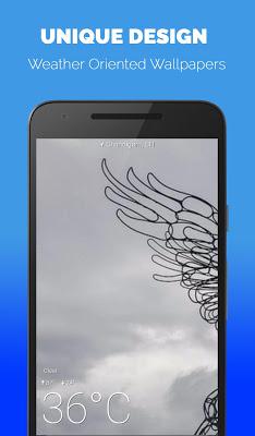 Weather - screenshot