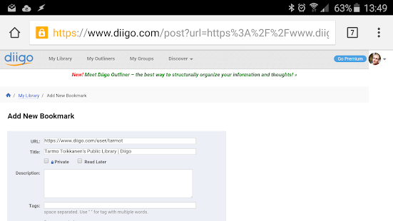 Diigodroid- screenshot thumbnail