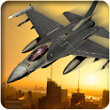 Jet Fighter Dogfight Chase 3D icon