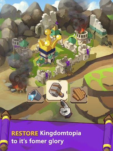 Kingdomtopia: The Idle King modavailable screenshots 7