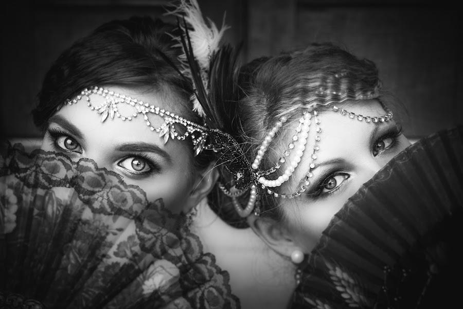 Watching eyes by Charlotte Hellings - People Portraits of Women