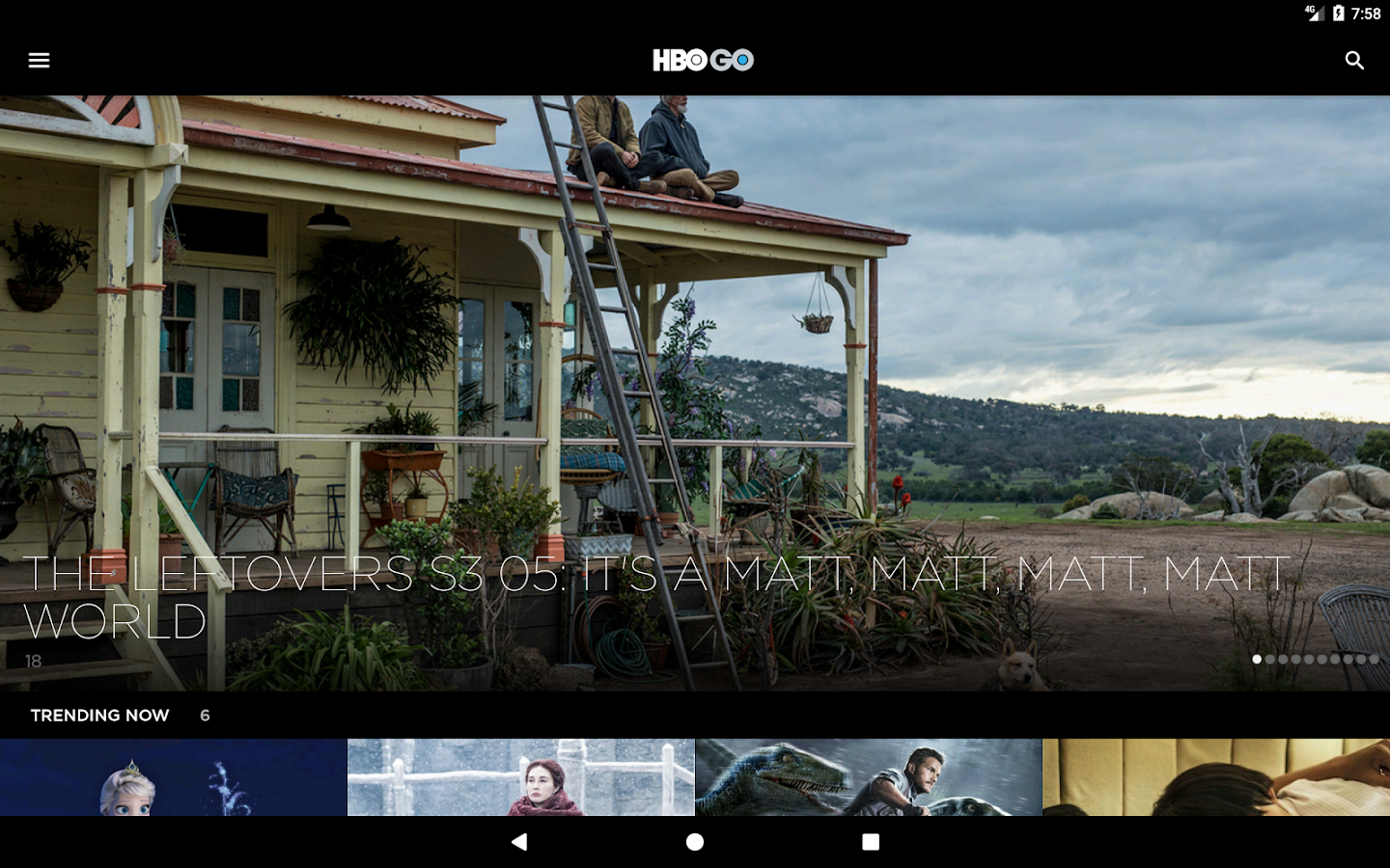 HBO GO Hong Kong- screenshot