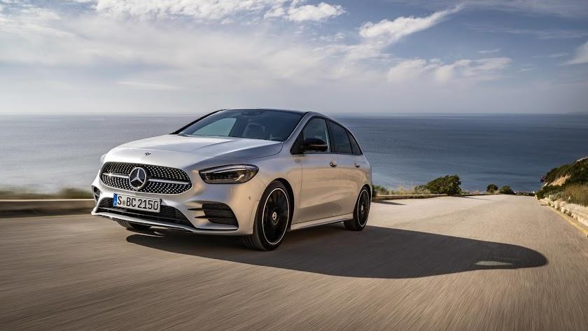 El Clase B es el representante más reciente de la nueva generación de turismos compactos de Mercedes-Benz