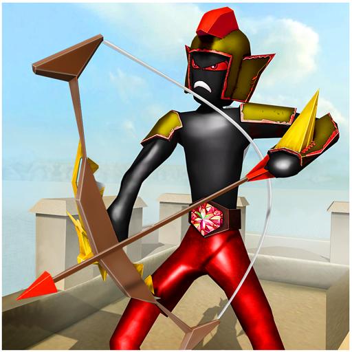 Stickman Castle Defense - Zombie Battle Simulator (game)