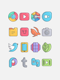 Olympia – Icon Pack (MOD, Paid) v1.2 3