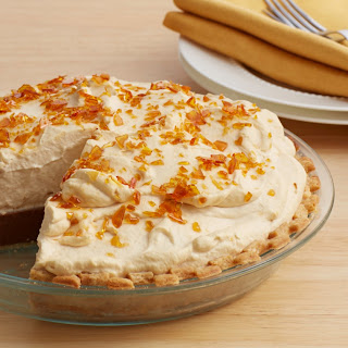 Chocolate-Caramel Cream Pie