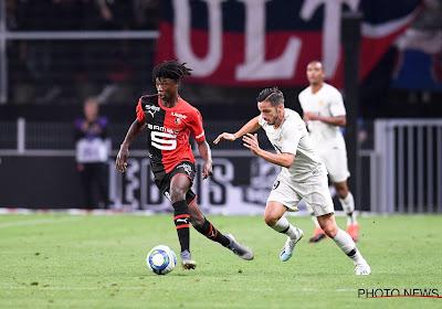 """La soirée lose de Rennes : """"record"""" de précocité, penalty manqué ... la totale"""