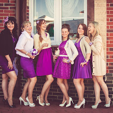 Wedding photographer Anastasiya Kiyanova (Kiyanka). Photo of 11.06.2014