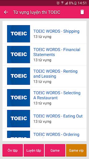 English Vietnamese Dictionary TFlat 6.4.8 screenshots 13