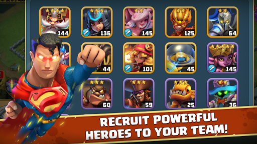 Heroes Rush: Clash Lords  astuce 2