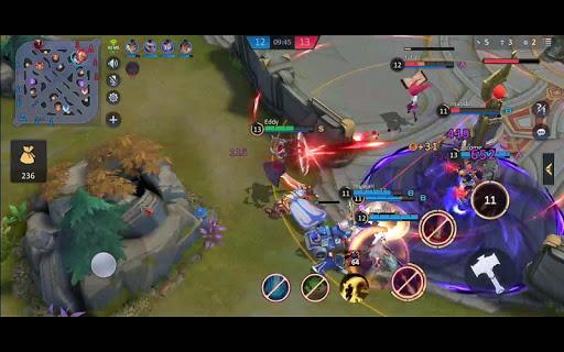Champions Legion   5v5 MOBA screenshot 8