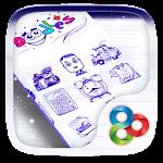 Doodles GO Launcher Icon