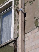 Photo: Fachwerk von außen zur Stabilisierung