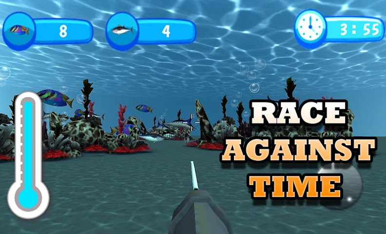 All about underwater fishing game play for android videos for Best fishing game android
