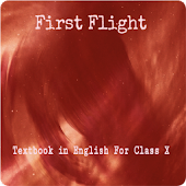 First Flight class X NCERT Textbook