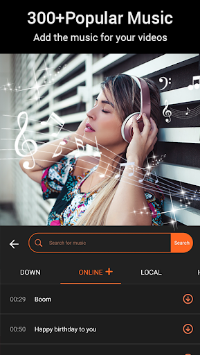 Beauty Video - Music Video Editor & Slide Show 3.5 beauty.musicvideo.videoeditor.videoshow apkmod.id 4