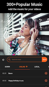 Beauty Video – Music Video Editor & Slide Show 4