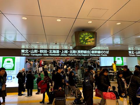 東京駅 東北新幹線のりば
