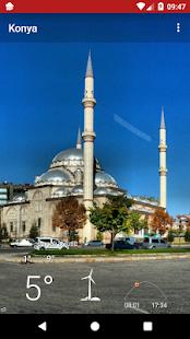 Konya Hava Durumu Tahmini - náhled