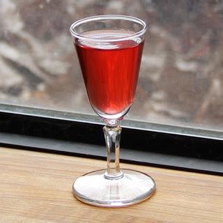 Tart Cherry Pie Liqueur