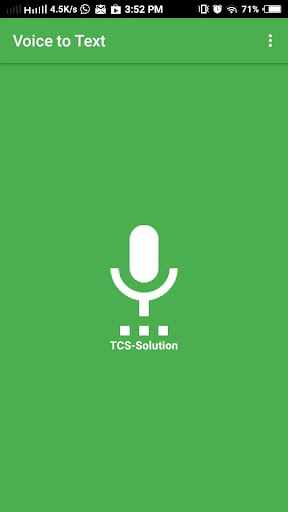 Voice to text(for Whatsapp,fb Messenger,gmail ) 14.0 screenshots 1