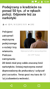 Tcz.pl- screenshot thumbnail