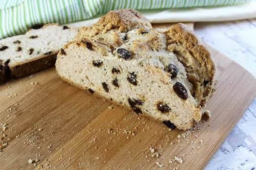"Riley Family Soda Bread""Easy and delish! As we are the Irish family..."