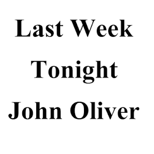 Last Week Tonight-John Oliver - náhled