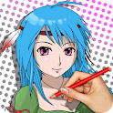 Learn to Draw Japan Anime icon