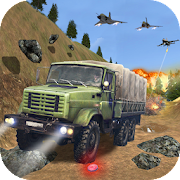 Us Army Truck Rescue Driver : Army Game