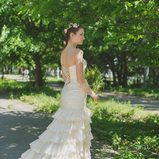 Wedding photographer Mila Aksenkina (Milaaks). Photo of 21.08.2013