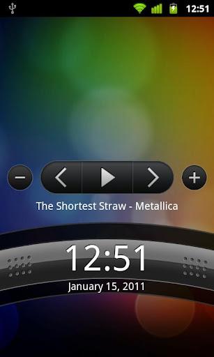 Phantom Music Control screenshot 1