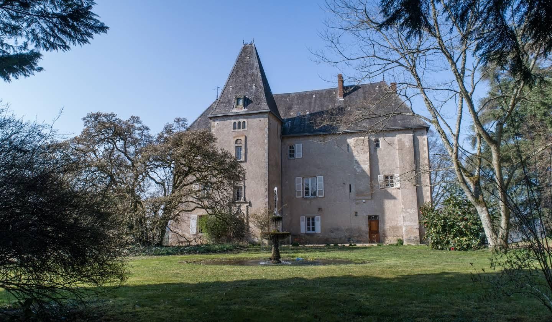 Propriété avec jardin Saint-Priest-Ligoure