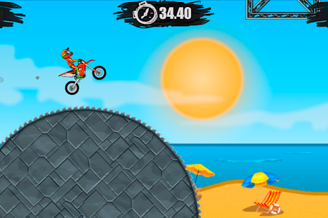 Game Moto X3M Bike Race Game APK for Windows Phone