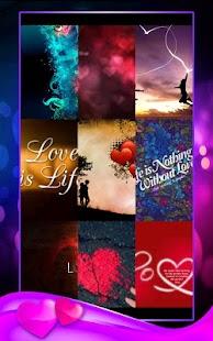 Láska Tapety QHD - náhled