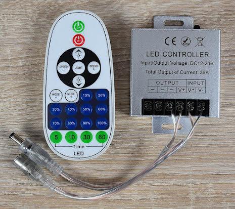 LED Fjärrkontroll