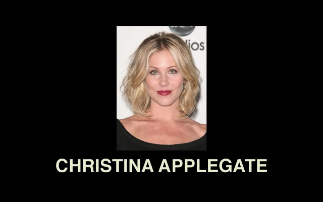 Give a Quick Shout Out to Christina Applegate