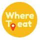 Where to Eat - Search. Swipe. Eat. Android apk