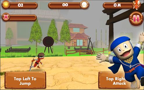 Super Ninja Go Hattori - náhled