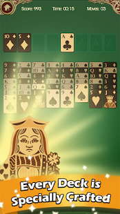 Solitaire Pack - Klondike, FreeCell and Spider - náhled