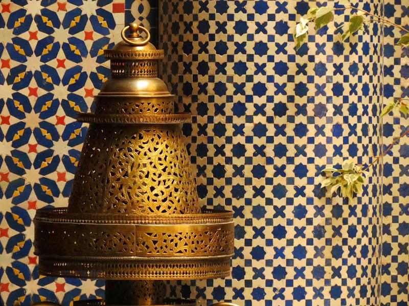 La Lanterna del Sultano di Giovanni Coste