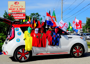Photo: 26 June 2018 Mississauga Celebrates 21st FIFA World Cup in Russia, 14 June to 15 July 2018