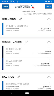 App American Airlines Credit Union APK for Windows Phone